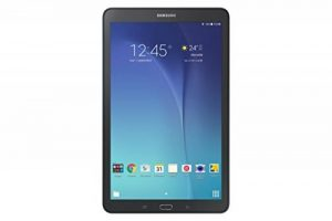Samsung Galaxy Tab E Tablette tactile 9,6 Noir Metallic (8 Go, Android, 1 port Micro USB 2.0, Wi-Fi) de la marque Samsung image 0 produit