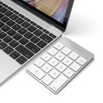 Satechi Pavé Numérique Fin Sans fil Bluetooth Rechargeable 18 Touches Extension pour entrée de données sur Excel et Numbers sur iMac, MacBook Pro, Ordinateurs Portables (Argent) de la marque Satechi image 6 produit
