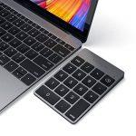 Satechi Pavé Numérique Fin Sans fil Bluetooth Rechargeable 18 Touches Extension pour entrée de données sur Excel et Numbers sur iMac, MacBook Pro, Ordinateurs Portables (Gris Sidéral) de la marque Satechi image 6 produit