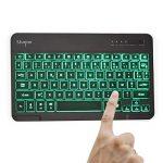 """Sharon _ SI54273_Étuis pour tablette (Housse, Samsung, SM-T530 SM-T535, 25,6 cm (10.1""""), Bluetooth, Noir) de la marque Sharon image 6 produit"""