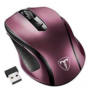 souris sans fil avec batterie TOP 8 image 0 produit