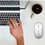 Souris sans fil Clic Silencieux Touche pour Apple MacBook Pro ou Air, Windows 7/8/9/10, XP, Android, iMac (Argent) de la marque NEO image 6 produit