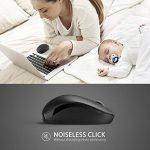 souris sans fil sans bruit TOP 13 image 1 produit
