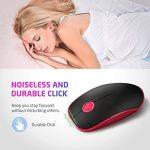 souris sans fil sans bruit TOP 5 image 4 produit