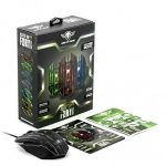 """SPIRIT OF GAMER Gaming mouse """"ELITE-M40"""" FURY édition résolution 4000 dpi - rétro éclairage 7 couleurs - 7 boutons programmables via logiciel inclus de la marque Spirit Of Gamer image 6 produit"""