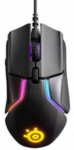 SteelSeries Rival 600 - Souris de jeu - Double capteur optique TrueMove3+ - Distance de décollage de 0,05 - Système de poids de la marque SteelSeries image 0 produit
