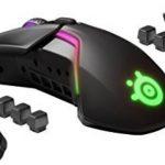 SteelSeries Rival 600 - Souris de jeu - Double capteur optique TrueMove3+ - Distance de décollage de 0,05 - Système de poids de la marque SteelSeries image 4 produit