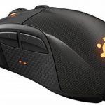 SteelSeries Rival 700, Souris Gaming Optique, Illumination RGB, 7 boutons, Ecran OLED, Alertes Tactiles, (PC / Mac) - Noir de la marque SteelSeries image 1 produit