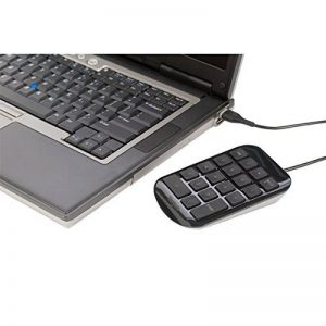 Targus pavé numérique USB/clavier numérique pour PC et MAC - Noir - AKP10EU de la marque Targus image 0 produit