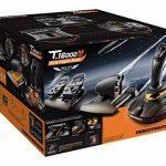 Thrustmaster T.16000M FCS Flight Pack : Joystick, Manette des Gaz et Palonnier - Pack complet pour les amateurs de simulation de vol - PC de la marque ThrustMaster image 1 produit