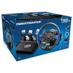 Thrustmaster T150 Pro Force Feedback - Volant de Course PRO pour PS4/PS3 (Compatible PC) avec Pédalier 3 Pédales de la marque ThrustMaster image 3 produit