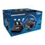 Thrustmaster T150 Pro Force Feedback - Volant de Course PRO pour PS4/PS3 (Compatible PC) avec Pédalier 3 Pédales de la marque ThrustMaster image 5 produit