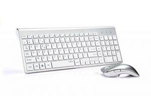 Le comparatif pour : Clavier blanc sans fil pour pc pour