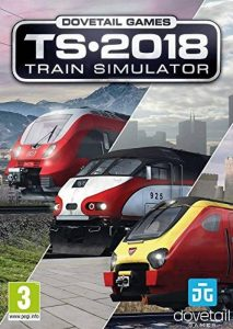 Train Simulator 2018 de la marque Dovetail image 0 produit