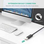 UGREEN Câble Rallonge USB 2.0 Mâle vers Femelle Câble d'Extension USB avec Amplificateur pour Webcam, Manette PS4 et Xbox, USB WiFi, Clé USB, Clavier, Souris, USB Hub etc. (10 M) de la marque UGREEN image 2 produit