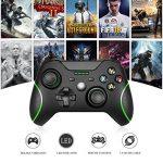 USB filaire Xbox One Controleur manette Gamepad Joypad Ergonomisches Design Für Xbox One PC Schock Vibration de la marque Safecar image 3 produit