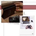 ZD-T[2.4G] - Manette de Jeu sans Fil, Compatible pour Steam,Nintendo Switch,fire tv,PC(Win7-Win10),Android Tablet,TV BOX etc. de la marque Zhidong image 2 produit